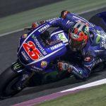Motogp Qatar, vince Vinales, podio per Dovizioso e Rossi
