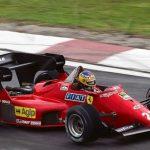 Michele Alboreto, pilota e campione di altri tempi