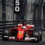 F1 Monaco: doppietta Ferrari con Vettel e Raikkonen, 3° Ricciardo