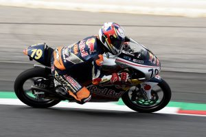 Red Bull Rookies Cup: Ogura guida il podio tutto giapponese, Bartalesi a punti