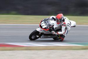 Raffaele Fusco ad un soffio dal podio al Mugello in Moto3