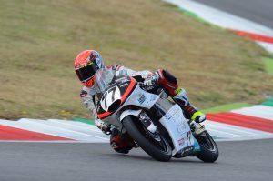 Miglior qualifica in Moto3 e partenza dal 6° posto per Raffaele Fusco