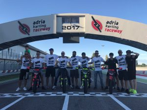 Ad Adria si chiude il 2017 trionfale del Team YES