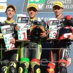 Si chiude con un fantastico secondo posto la stagione 2017 di Lorenzo Bartalesi