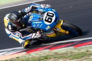 Gianluca Sconza chiude a punti a Vallelunga la prima stagione in Moto3