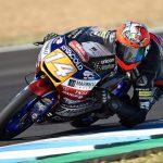 Test Jerez: Oliveira da record davanti a Bagnaia, ancora bene Arbolino