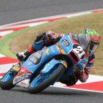 CEV Moto3: Lopez in pole davanti a Masia, italiani a due facce
