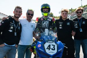 AG Racing, Eugenio Generali ed i 12 momenti fondamentali di un weekend