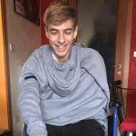 Kevin Sabatucci torna a casa, inizia la riabilitazione