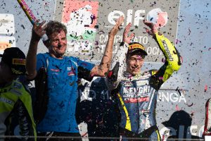Kevin Sabatucci prosegue con il PROGP Racing in Supersport 300