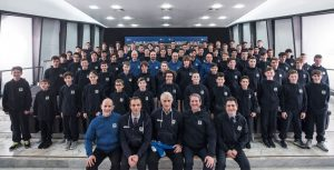 Thomas Brianti e Raffaele Fusco nei Talenti Azzurri FMI 2018