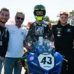 Poggiali ed AG Racing ancora insieme nel CIV 2018