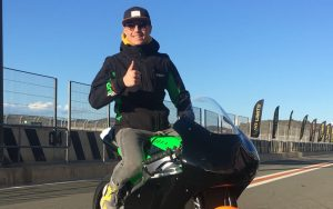 Tommaso Marcon al CEV Moto2 con SpeedUp e Ciatti
