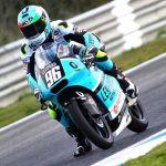 CEV Moto3: Pagliani conquista Estoril nel festival delle cadute