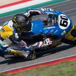 Gianluca Sconza al CIV 2018 e Mondiale Junior con il Team 3570 MTA e KTM