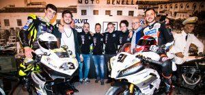 Presentato al Museo Benelli il Team AG Racing 2018