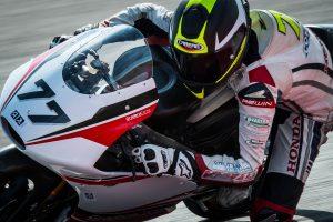 """Raffaele Fusco, """"rookie dell'anno"""" alla caccia di conferme in Moto3"""