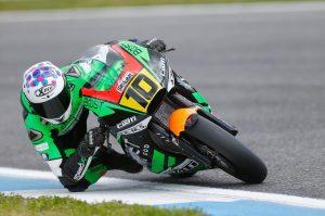 Ottimo 7° posto per Tommaso Marcon in qualifica al CEV Moto2 a Valencia