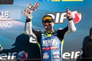 Oltre il dolore, Kevin Sabatucci è terzo a Misano in gara 1