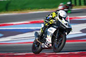 Fine settimana da dimenticare per AG Racing a Misano