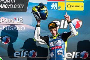 Kevin Sabatucci wild card ad Imola nel Mondiale Supersport 300