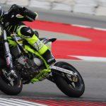 Ottimo esordio per Kevin Sabatucci con Bucci Moto al 12 Pollici