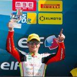 Raffaele Fusco chiude in quarta posizione generale un'ottima stagione in Moto3
