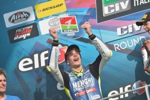 Kevin Sabatucci secondo in volata al Mugello in Supersport 300