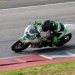 Diego Goretti il migliore nelle difficoltà della Honda in Supersport 300