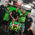 Tommaso Marcon ancora in top 5 a Barcellona in un triste weekend