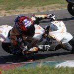 Ritorno, doppietta e test con la Moto4 per Josè Salvans tra Ottobiano e Castelletto