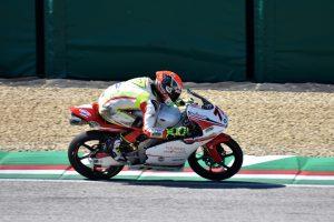 Solida prestazione in gara 1 per Raffaele Fusco