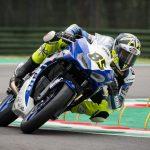 Kevin Sabatucci ancora sul podio ad Imola in gara 1