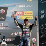 Kevin Sabatucci terzo ed ancora sul podio a Misano