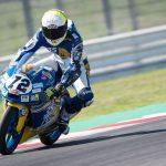 Fine settimana in top 10 per un ottimo Alessio Finello a Misano