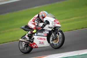 Alessandro Zanca subito in top 10 nell'esordio nella premoto3 spagnola