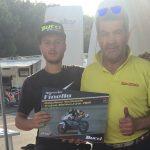Alessio Finello conquista il trofeo Motoestate in sella alla Bucci Moto4