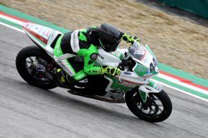 Diego Goretti pronto per il Mugello con CM Racing e Kawasaki