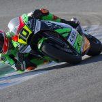 Tommaso Marcon conquista a Jerez il primo podio nel CEV Moto2