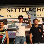 Kevin Sabatucci trionfa al 7 laghi ed è campione della Pitbike GP Elite al 12 Pollici
