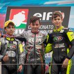 Andrea Natali conquista il podio nell'ultimo weekend della stagione di esordio in Premoto3