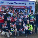 Bucci Moto trionfa in Francia e conquista il titolo con Mike Valade